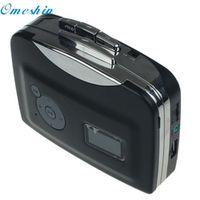OMESHIN Cassette record player portable Tape Audio MP3 Format Converter USB Flash