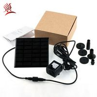 1set Hight Quality Garden Sun plants watering outdoor Solar
