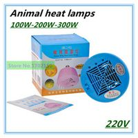 12PCS Chicken heating lamp Blue Pig Cat Dog Lamb Heaters