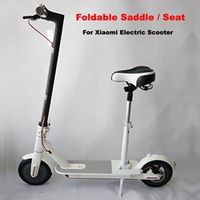 FINEONE M365 Foldable Saddle Shock Absorbing Seat Comfortable Folding Chair