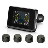 Cimiva Universal D6WI Vehicle Wireless Tyre Wheel Pressure Monitoring System