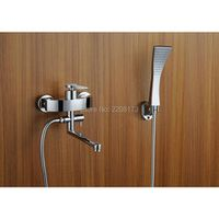 Smesiteli Newly Design Solid Brass Brushed Nickel Chrome Gold Bathroom Luxury Abs