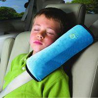 VODOOL 1pcs Children/Child Car Headrest Baby Vehicle Safety Seat Belts Pillows Strap