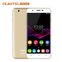 Oukitel U7 MAX Quad Core Cellphone MTK6580A 5.5 Inch IPS Screen 1GB RAM 8GB ROM 8MP
