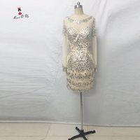 Lave U Me Cocktail Dresses 2017 Party Dress Prom Dresses