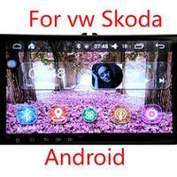 MongWead 2 din android car dvd for vw passat b5 b6 golf 4 5 tiguan polo gps player