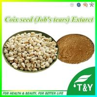 Hot Selling Coix seed (Job's tears)  P.E. 10:1  500g