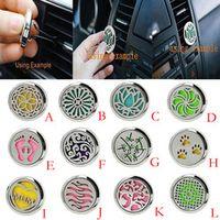ISHOWTIENDA Car Air Freshener Perfume Diffuser Clip Car Air Auto Vent