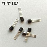 YUNYIDA 50pcs/lot MPSA44 A44 TO-92 free shipping