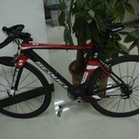 SEQUEL complete bike Toray T800 BSA/BB30 Di2 Mechanical Both black red bicicleta de