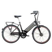 HRTC 26inch City electric Paternity lady assist pedal motor driven bicycle