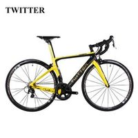 OG-EVKIN 2018 TWITTER Light 700C Carbon Bicicleta Carbono Complete Road Bike 22 Speed