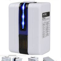 Alanchi Air Purifier Negative Ion For Hotel/Home/Office