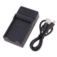 ALLOYSEED EN-EL14 EL14a USB Charger for Nikon Battery Camera Coolpix P7800 P7700