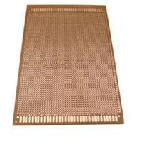 ESHAKHARE 5pcs 12x18cm PCB Prototype Solder Circuit Panel Board Printed Circuit Board
