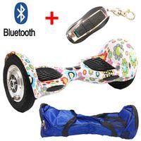 MAOBOOS hoverboard bluetooch/bag /remote 10 Inch 2 Wheel Self Electric Standing