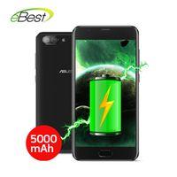 ASUS zenfone 4 max plus X015D smartphone 5.5 Inch Android 7.0 3GB RAM MT6750