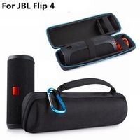 Small Starfish Flip4 Portable Column Storage Carrying Travel Bag Pouch Box for JBL