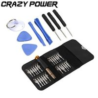 1 Set 33 in1Torx Screwdriver Repair Tool Set For iPhone Cellphone Xiaomi Tablet PC Small Toys Hot Worldwide Tenwa Tools TA0006