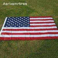 Aerlxemrbrae aerxemrbrae flag150x90cm us Double Sided