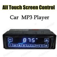 PolarLander 12V Car Stereo Touch Screen Button 5V Charger In-Dash 1DIN Mp3 Player