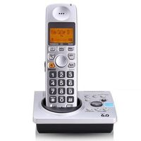 Beamio Dect 6.0 Digital Cordless Answering System Phone With Call ID Voice Mail
