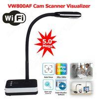 Eloam HD 5MP 2592X1944 WIFI Wireless Portable Document Visual Presenter A4 Doc