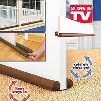 Creative Home Improvement Accessories 90 cm cutting Door Window Grates Twin Draft