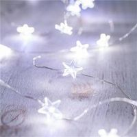 ETONTECK 3M LED String Lights Fairy Star Copper Wire Wedding decoration Battery