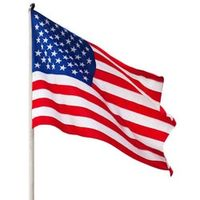 1pcs New Arrival Jumbo 3'x5' American Flag USA US FT Polyester Be Proud&Show off Your Patriotism Wholesale