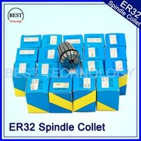 tool ER32 collet chuck full set 21pcs from 2 mm 20 mm for CNC engraving milling