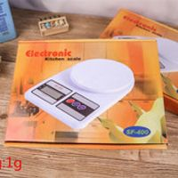 10kg 1g Digital  Kitchen Scale Electronic Baby Food Scale  Cooking Measure Tools  Touch Bottom LCD  Electronic (SF-400)