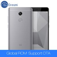 Dreami Xiaomi Redmi Note 4X 3GB 32GB Octa Core Snapdragon 625 Fingerprint ID 5.5 Inch