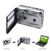 ACEHE Portable USB Capture Cassette Recorder Converter Digital Audio Music Player