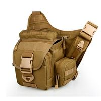 Tactical MIlitary 5 Colors 10L 26x26x16 Men 1000D Imitated Cordura Waterproof Single