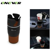 Onever Multi Function Drink Cup Holder Storage Box Auto Sunglasses Car