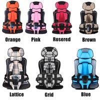 JJOVCE Portable Baby Safety Kids 9-25kg Enfant Car Seat
