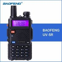BAOFENG UV-5R Portable Walkie Talkie VHF UHF Two Way Ham Radio Transceiver UV 5R Handheld UV5R Walkie Talkies 2-Way Communicator