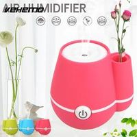 Vehemo Mist Maker Atomizer Humidifier Vase 220ml USB Mini Perfume Aroma Car Room