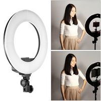 Neewer 35cm 36W Bi-Color Dimmable Annular Lamp Light in 192 pcs LED SMD Color Filter