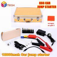 DHCCREATE Metel Shell K66 Car Jump Starter Power Jump 18000mah Mini Portable Battery