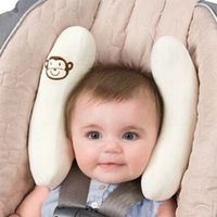 COCHETOP 1Pc Useful Cushion Head Rest Pillow for Car Baby Buggy Comfortable Headrest
