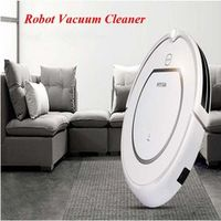 Home Use Intelligent Robot Vacuum Cleaner Cleaning Wet and Dry Clean + HEPA Filter,Remote Control,Self Charge, Robot Aspirador