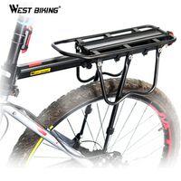 West Biking Luggage Accessories Equipment Stand Footstock V Brake Disc Kickstand