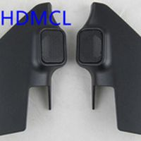 AHHDMCL Car Tweeter Refitting Speaker Boxes Audio Door Angle Gum For Nissan Tiida