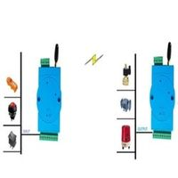 2 way wireless  turn on and turn off relay for long range RF I/O modules for remote control
