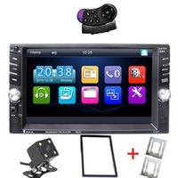 KONNWEI 2 Din 6.6'' inch LCD Touch screen autoradio auto radio player bluetooth