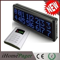 Fast food restaurant New design popular used in snack bar simple and cheap queue channel Display