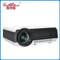 Poner Saund Thinyou LED built-in Android WiFi Bluetooth Projector 1080P HD 3D