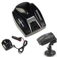 KONNWEI Car Anti Radar Detector Radarwarner English Russia Option Speed Camera E09